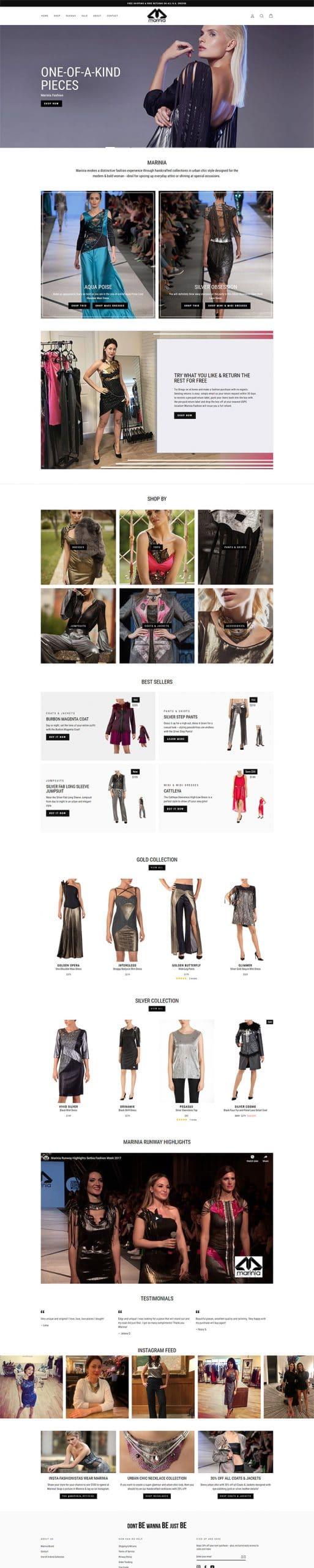 Marinia Fashion